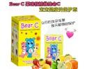 BEAR C CHEWABLE VITAMIN C GUMMY GUMMIES 水果熊软糖 Bear C (80pcs/box)